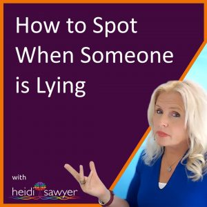 S7:E1 How to Spot When Someone is Lying