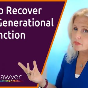 P2:S1:E1 How to Recover from Generational Dysfunction