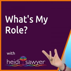 13: What's My Role